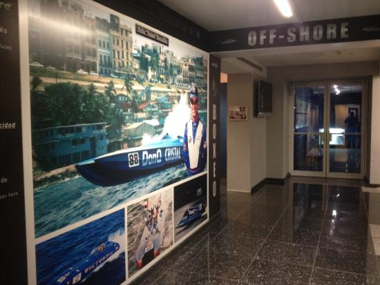 Museo del Deporte de Puerto Rico: .Off shore racing