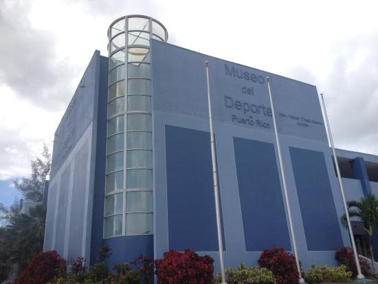 Museo del Deporte de Puerto Rico: Museum