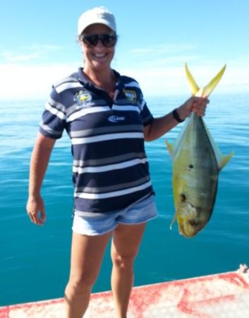 Burrum Heads, Австралия: 8 mile reef