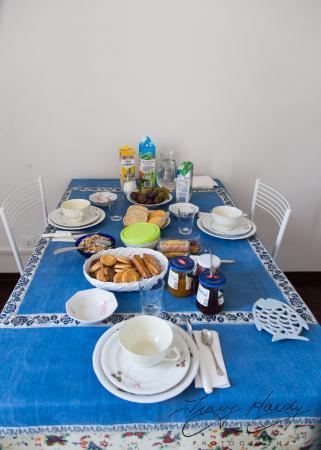 Alessi B&B : Delicious breakfast