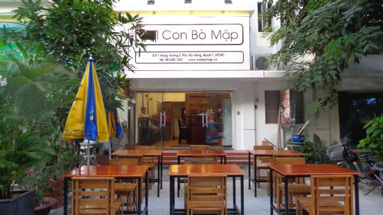 Con Bo Map Phu My Hung - Picture of Con Bo Map, Ho Chi Minh ... Map Bo on