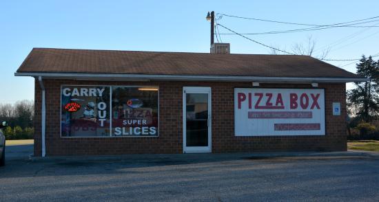 Pizza Box- Stony Point