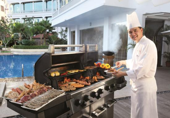 Cocobolo Poolside Bar Grill Love Your Char Grill Bbq Buffet