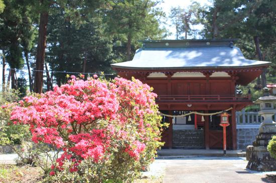 Ichinomiya Sengen Shrine