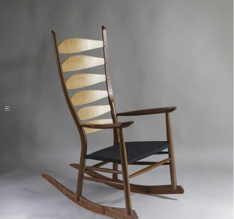 ladder back rocking chair picture of brian boggs chairmakers rh tripadvisor com
