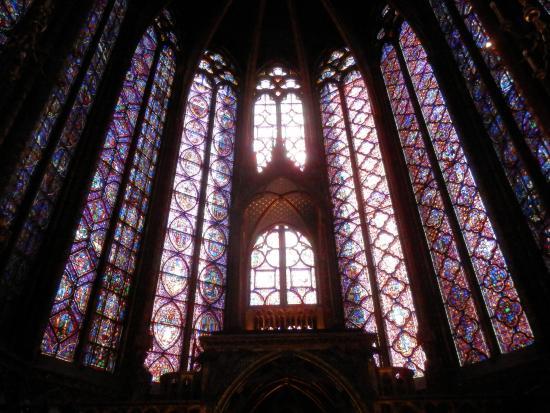 Paris, Frankrig: Les Vitraux