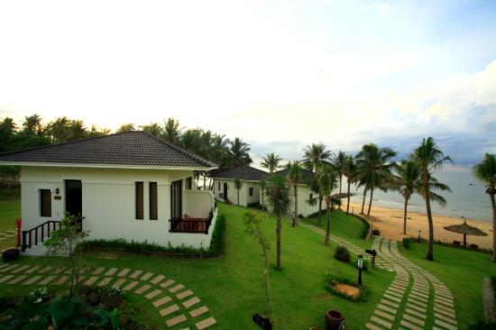 Lotus Muine Resort: Bungalow Ocean View