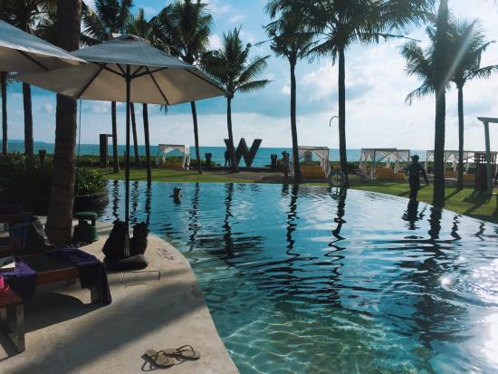 W Bali - Seminyak: Pool Area - W Hotel