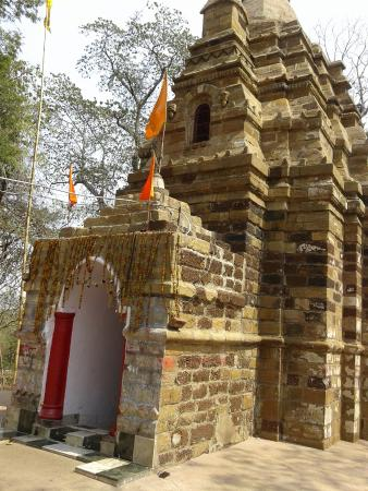 Durgâpur, Indien: This is a 12th century Shiv temple
