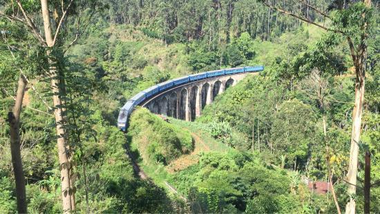 Image result for NINE ARCH BRIDGE, SRI LANKA