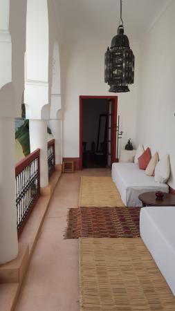 Dar el Calame: Espace de communication entre les deux chambres