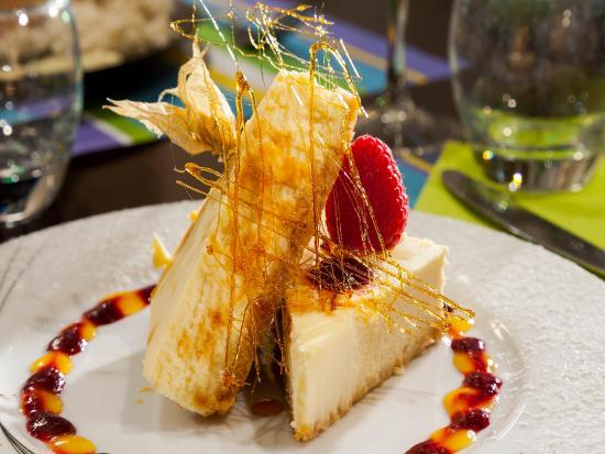 Le Parvis: Dessert