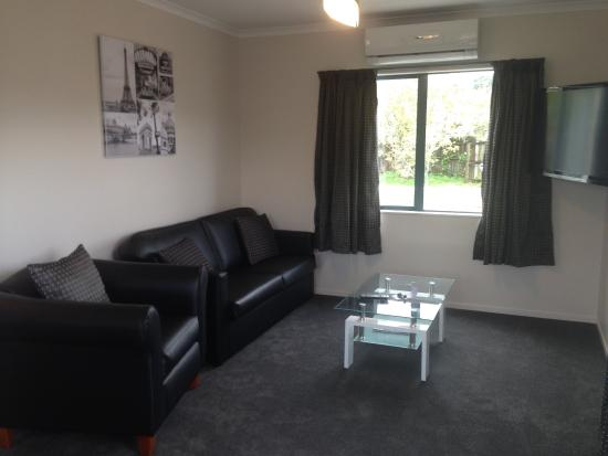 Matakana Motel: Newly renovated & air conditioned