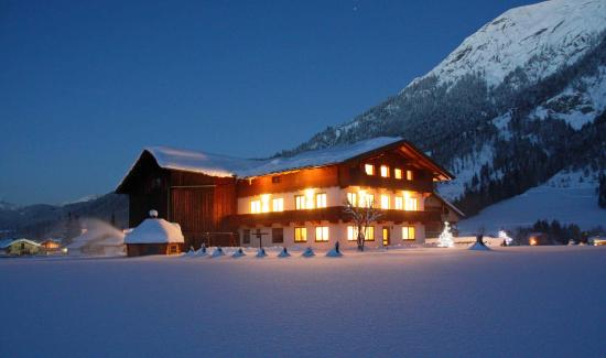 Berghof das Ferienhaus