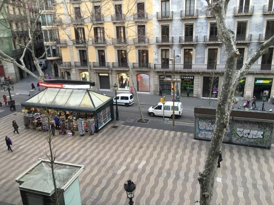 G nial foto di royal ramblas hotel barcellona tripadvisor for Hotel sulla rambla a barcellona