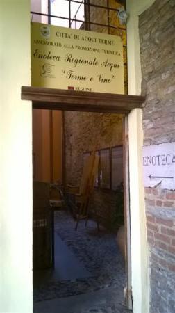 Enoteca Regionale Acqui Terme E Vino