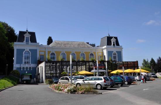 Casino Tranchant Bagnères-de-Bigorre