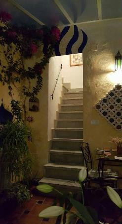 Baraka Boutique Pension: Cozy and nice b&b, nice breakfast and lovely room. Anahid is very helpful too.