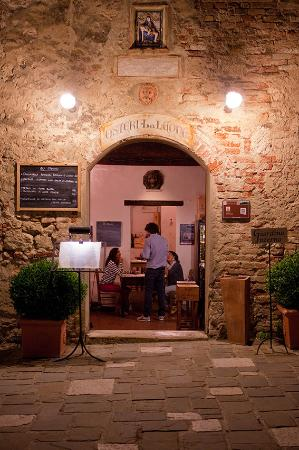 Osteria del leone bagno vignoni ristorante recensioni numero di telefono foto tripadvisor - Osteria del leone bagno vignoni ...