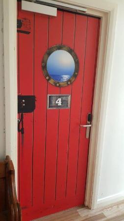 YHA Broad Haven: Bedroom