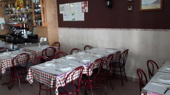 Café / Restaurante o Molho: restaurante o molho