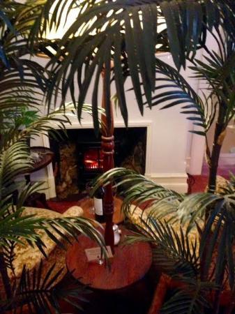 Palm Court Cafe Mannum SA: lounge