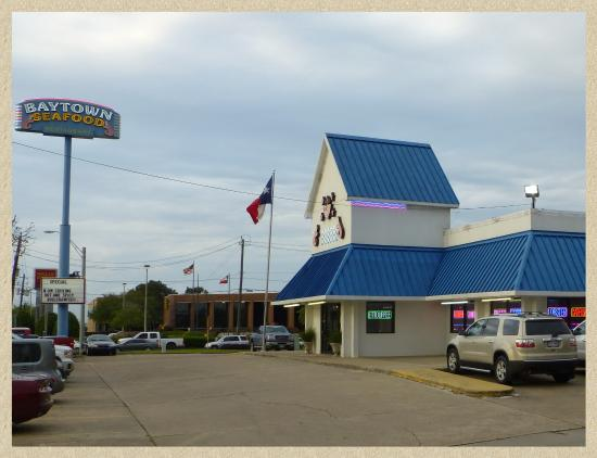 Baytown seafood la porte restaurant reviews phone for Attractions in la porte tx