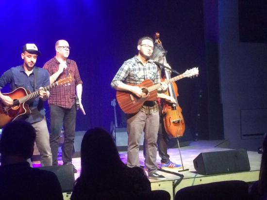 The Stables Theatre: Turin Brakes pure acoustic!