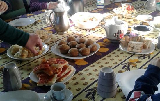 Agriturismo Capra Matilda: Super colazione!!
