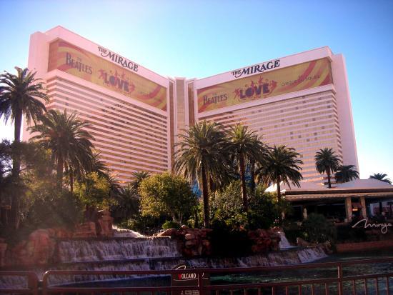 Window View - Picture of The Mirage Hotel & Casino, Las Vegas - Tripadvisor