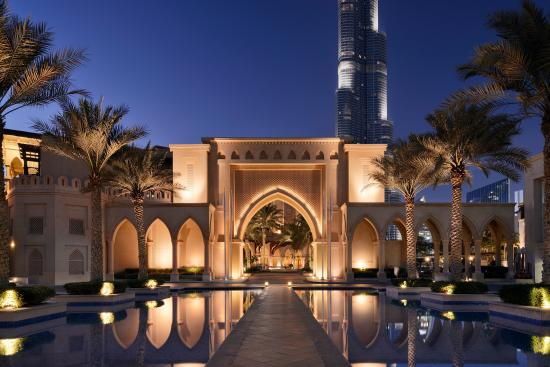 The palace downtown dubai united arab emirates updated for Best value hotels in dubai