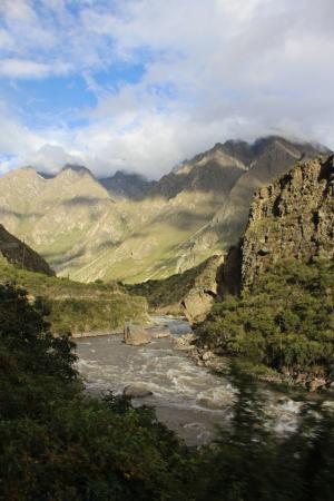 Cusco, Peru: 帰りの景色が違って見えた