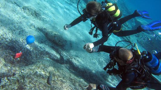 Naxos Town, Greece: bubblemaker