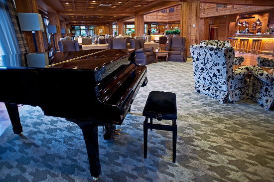 Sport Hotel Village: Zonas comunes