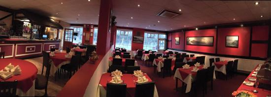 The Everest Tandoori Restaurant