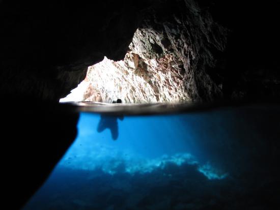 Наксос, Греция: snorkelling