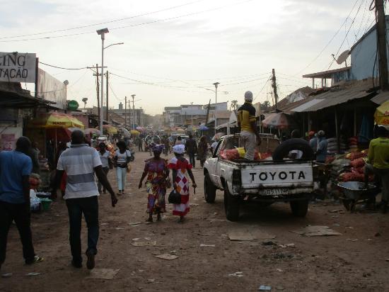 Bissau Main Market: Views around the market