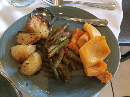 20160316 211327 picture of giovanni 39 s for What side dishes go with fish