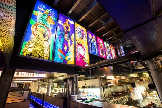 Belgo Centraal: Open Kitchen