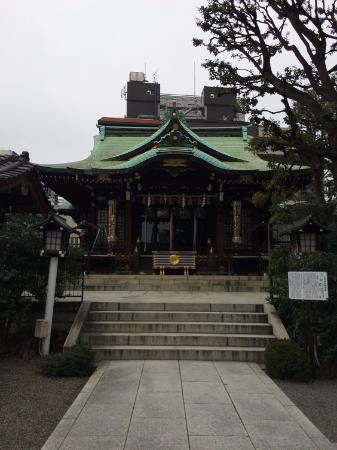 Otori Shrine : 境内の本宮