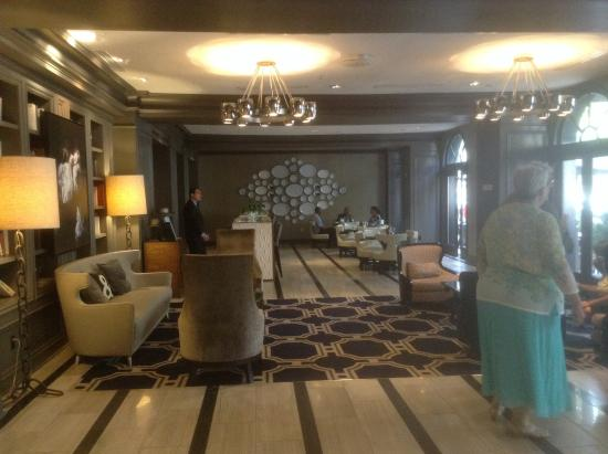 lobby picture of melrose georgetown hotel washington dc tripadvisor rh tripadvisor com