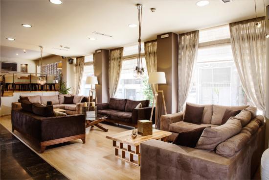 Ξενοδοχείο Acropolis Select: Lobby