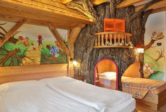 Alpino Family Hotel: Camera Dolomiti Pollicino