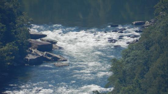 New River Gorge Bridge: Rapids