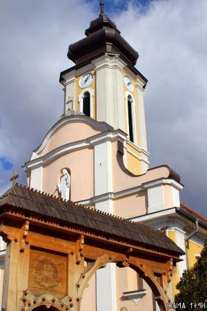 Maglod, Magyarország: Templomtorony