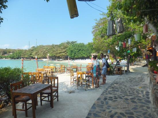 ‪‪Ko Samet‬, تايلاند: nice restaurants on ao wond duean‬