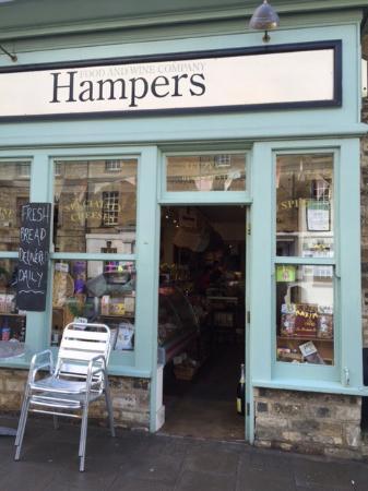 Hampers Food Amp Wine Company Woodstock Restaurant