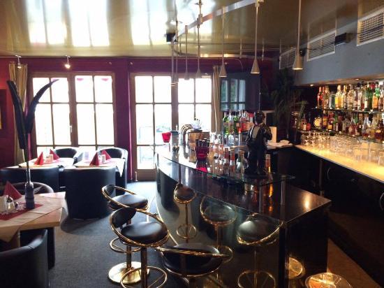 Hotel Seehof : die Bar