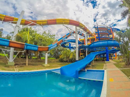 Neiva, Colombia: Parque Acuático
