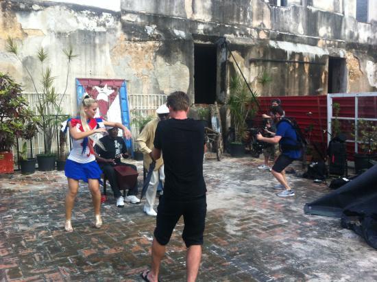 Club Salseando Chevere: También estamos en la TV!